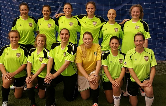 CMCC FC 2016 Indoor Playoff Finalists