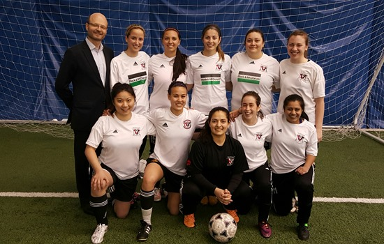 Unionville ICE Strikers 2016 Indoor League & Playoff Champions