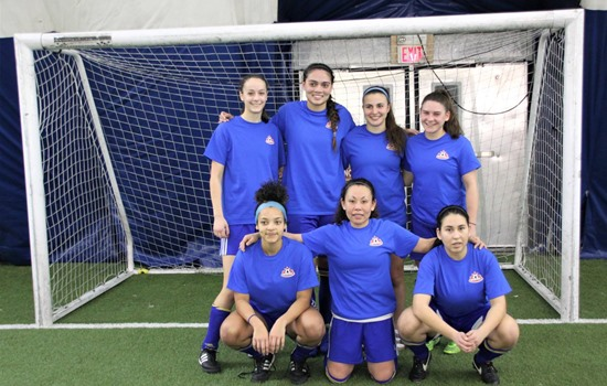 GS United - 2017 Indoor League Champions