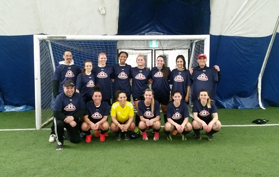 North Mississagua Black - 2018 Indoor Playoff Finalists