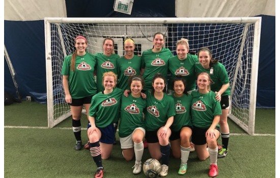 CMCC FC - 2019 Indoor Playoff Champions